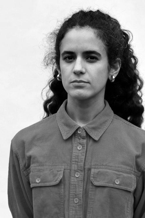Portrait of Leah Cowan